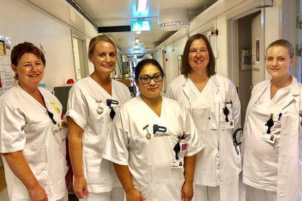 Sykehuset Telemark bruker mindre antibiotika enn før